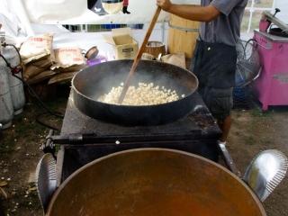 Kettle Corn at the Woodstock-New Paltz Art & Crafts Fair