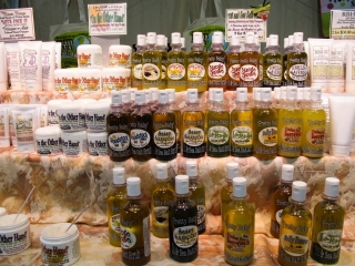 Scentastics of Vermont, Handmade essential oils and body products, Woodstock-New Platz Art & Crafts Fair