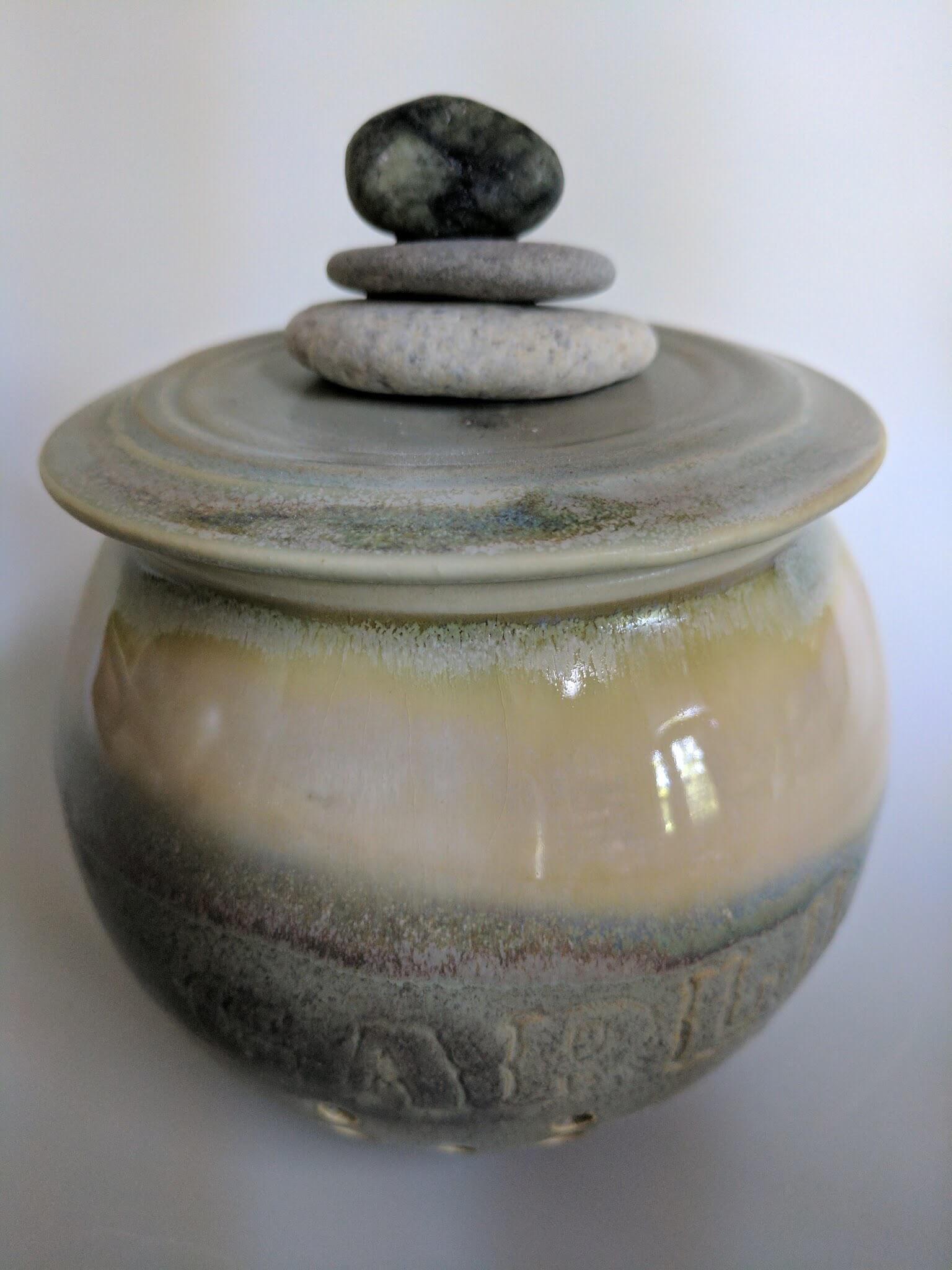Diane Luedemann, Cedar Knoll Pottery, Woodstock-New Paltz Art & Crafts Fair
