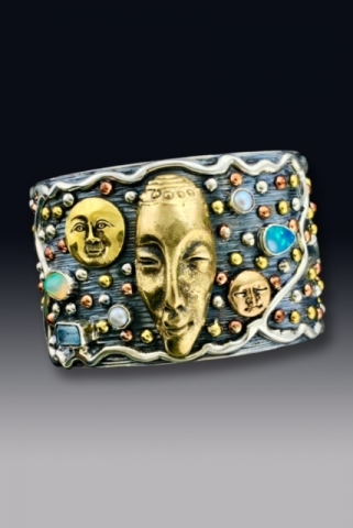 Tommy Conch, Jewelry, Woodstock-New Paltz Art & Crafts Fair