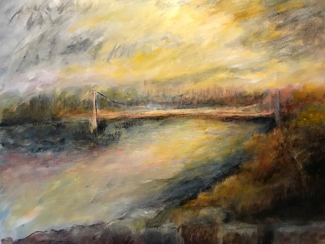 Greg Bronner, Painting, Woodstock-New Paltz Art & Crafts Fair