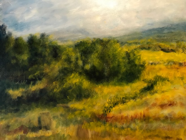 Greg Bronner, Painting, Woodstock-New Paltz Art & Crafts Fair