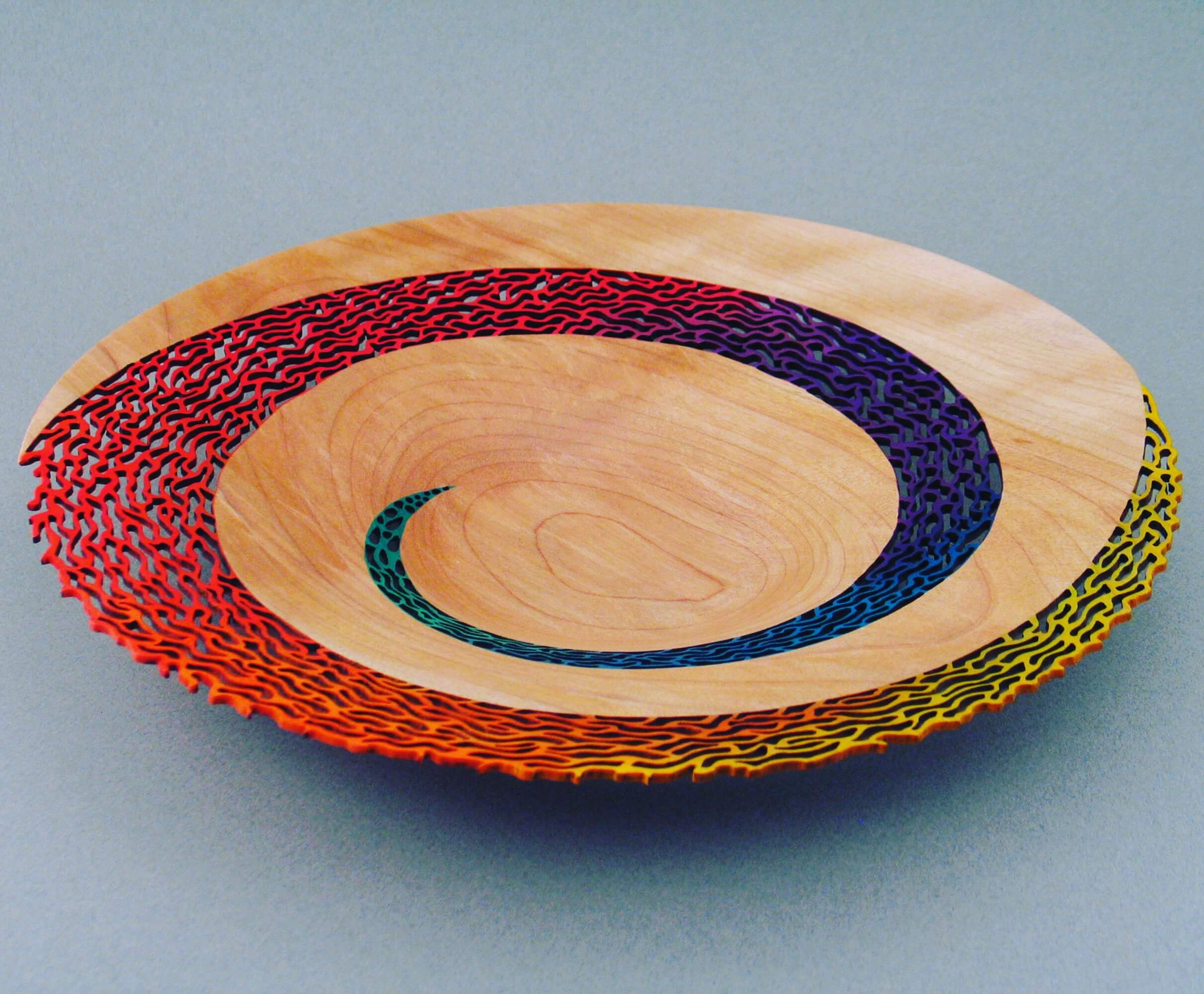 Paul Petrie Jr., Woodwork at the Woodstock-New Paltz Art & Crafts Fair