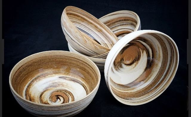 Nicole Jurain Pottery, Woodstock-New Paltz Art & Crafts Fair