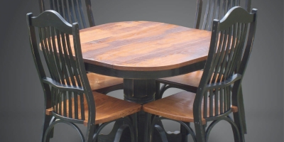 IP Designs Ryan Miller cattleman-table-set