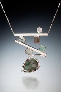 Marie-Pierre Collection, Handmade Jewelry, Woodstock-New Paltz Art & Crafts Fair