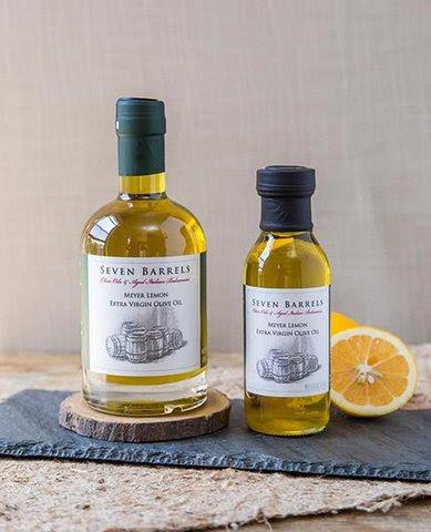 Berkshire Mountain Gourmet, Meyer Lemon Olive Oil, Woodstock-New Paltz Art & Crafts Fair