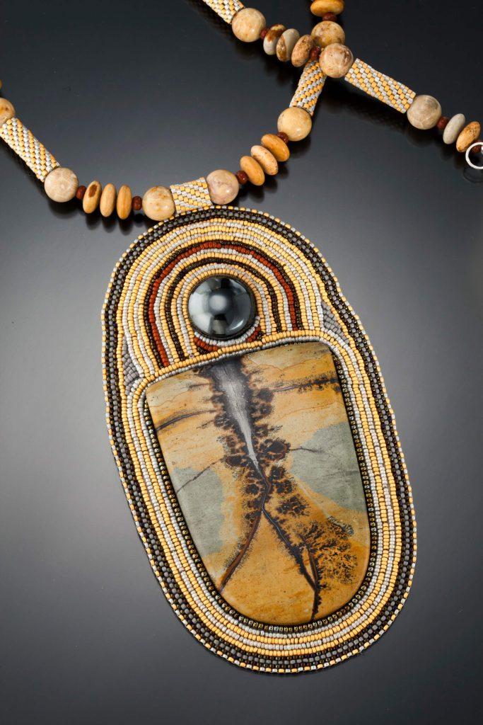 Stonecrop Beadworks, Handmade Jewelry, Woodstock-New Paltz Art & Crafts Fair