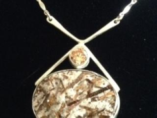 Susan Carey, Handmade Jewelry, Woodstock-New Paltz Art & Crafts Fair