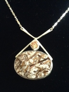 Susan Carey, Handmade Jewelry, Woodstock-New Paltz Art & Crafts Fair