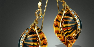 Marek Majewski Baltic Amber Jewelry Woodstock-New Palts Art & Crafts Fair