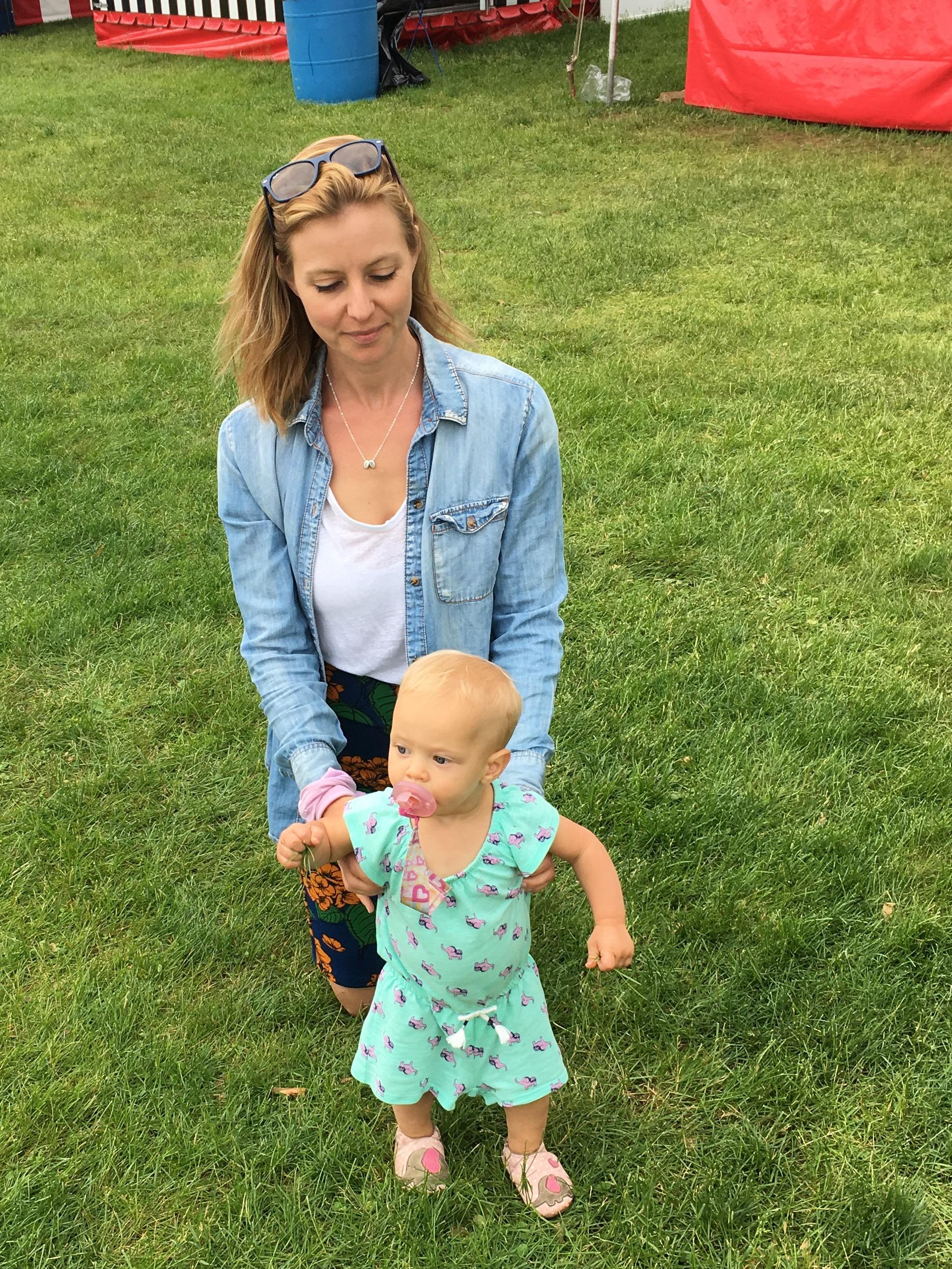 family time Woodstock-New Paltz Art & Crafts Fair children