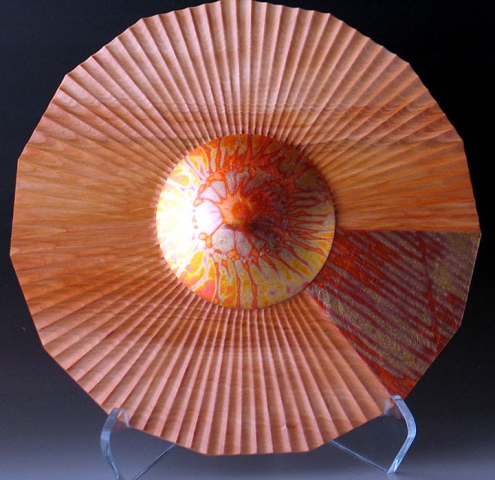 Paul Petrie Jr, Woodwork at the Woodstock-New Paltz Art & Crafts Fair