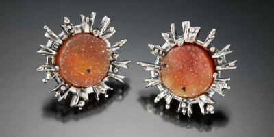 Hudson Valley Goldsmith earrings