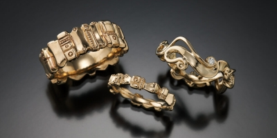 Hudson Valley Goldsmith rings