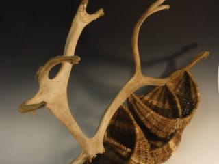 Frontier Baskets, handwoven by Darcy Stricker, Woodstock-New Paltz Art & Crafts Fair