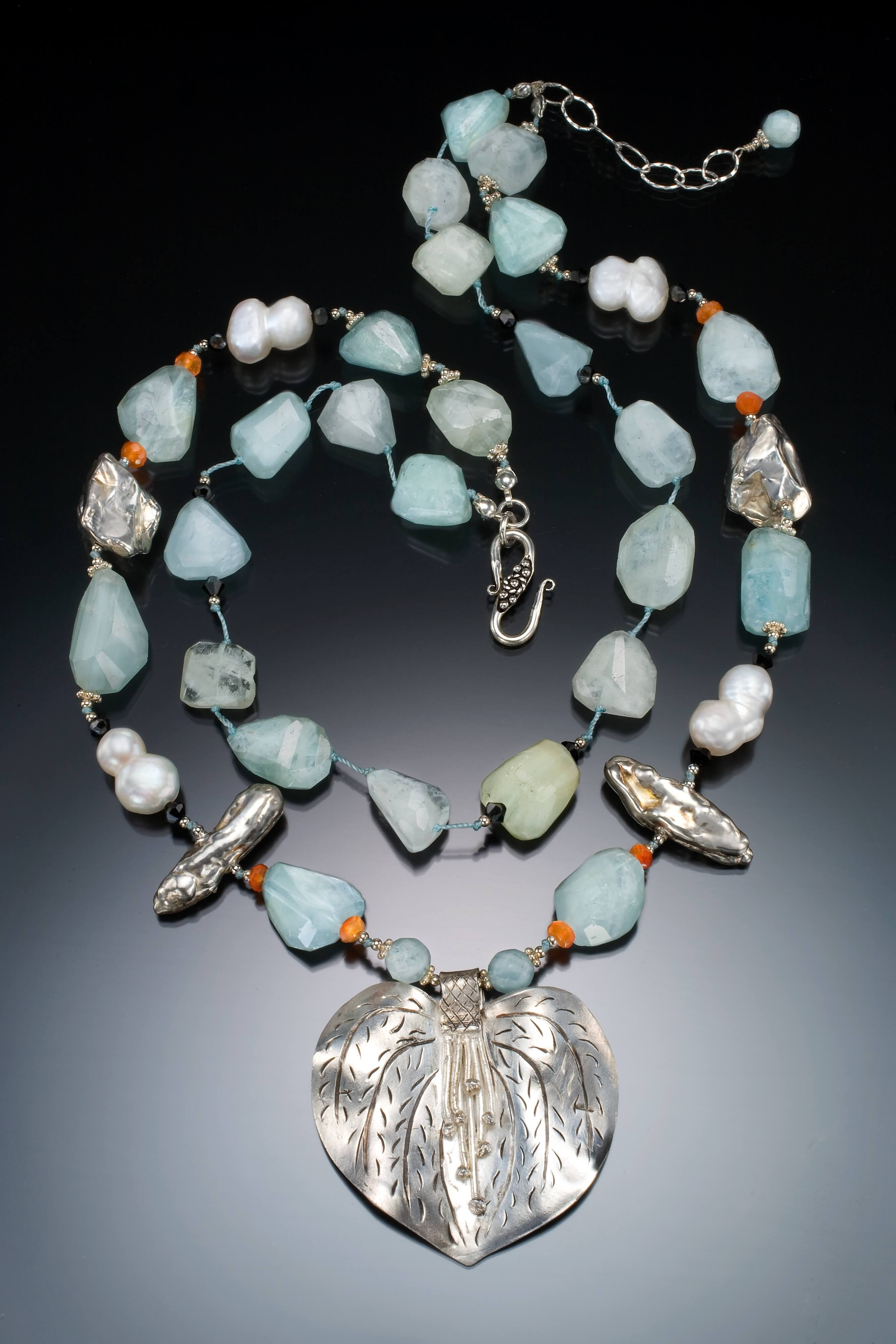 Trezana Jewelry by Willie Trejbal, Handcrafted Jewelry Woodstock-New Paltz Art & Crafts Fair