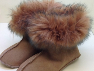 Adele Dupont, Golden Fleece Fashions, Handmade Leather Boots, Woodstock-New Paltz Art & Crafts Fair