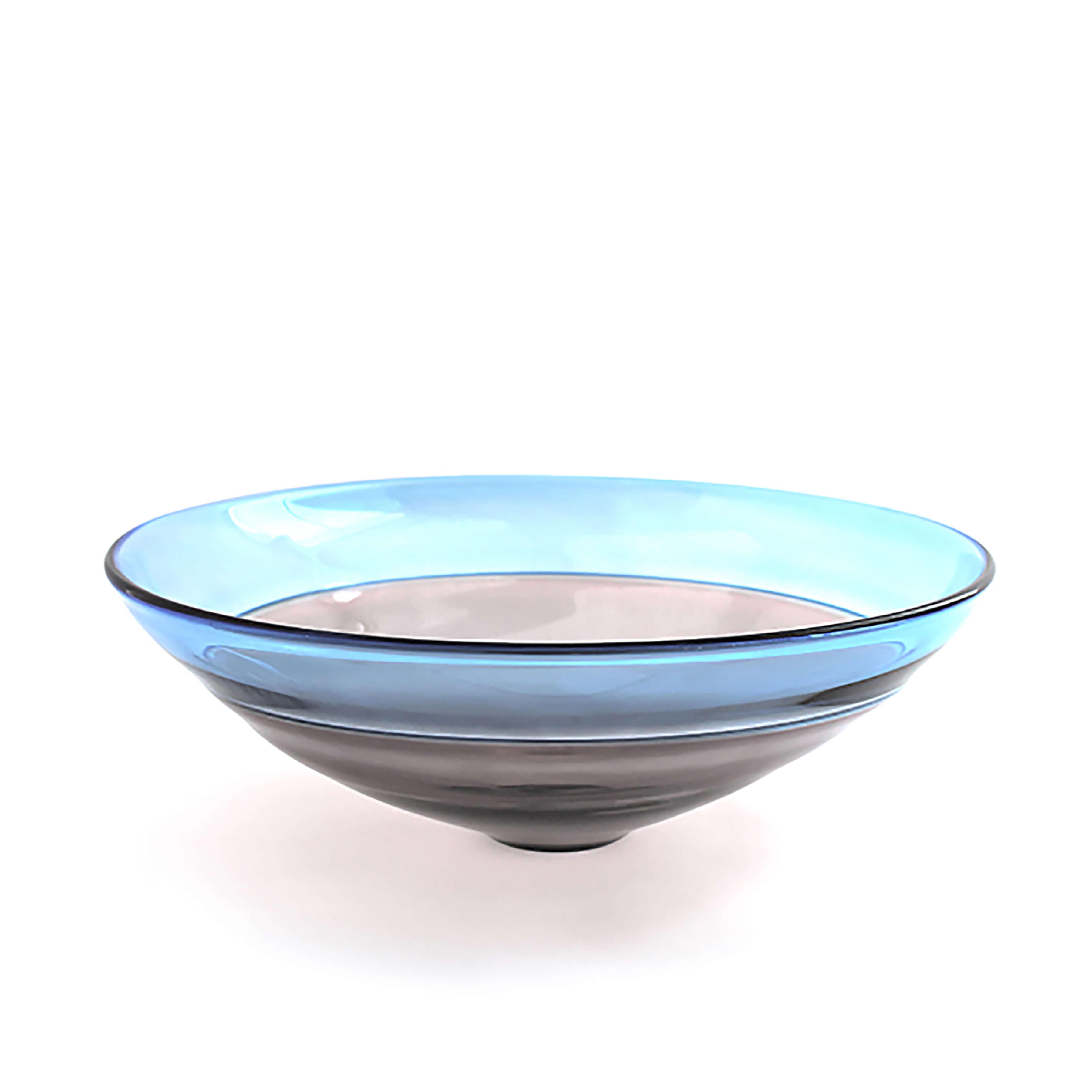 Catskill Glasswork: Chad Davis, upstate New York, ny glass art, baskets, bowls