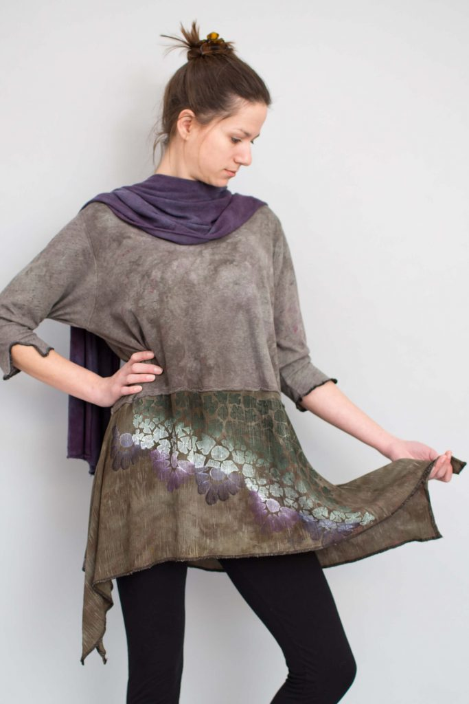 Heather Reid, Fiber Art, Handcrafted Clothing