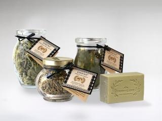 Lakonia Greek Products: DÁFNI Wild Greek Herbs Tea, specialty greek foods