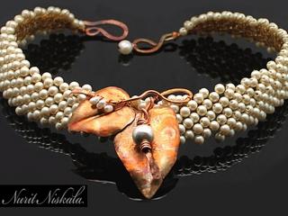 Nurit Niskala, NuArt Jewelry, handcrafted jewelry, Woodstock-new paltz art & crafts fair