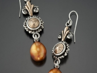 Steve Stamas Designs, handcrafted sterling silver jewelry, Woodstock-new paltz art & crafts fair
