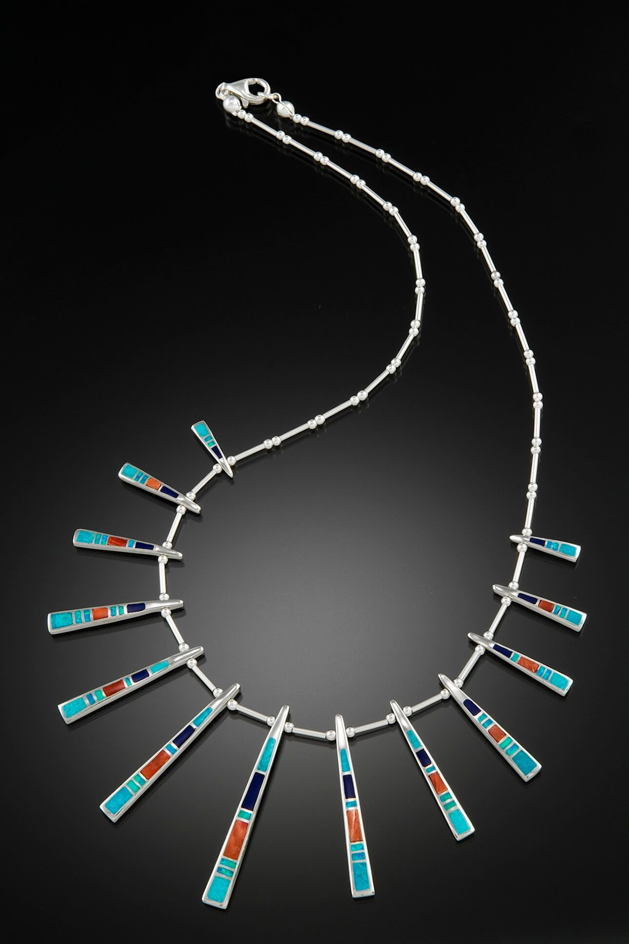 Jose Farinango, Southwest Expressions, Handcrafted Southwestern Jewelry, Pueblo Nation