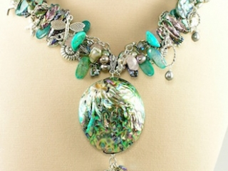 Kate Laine Jewelry by Katherine Lewis, handcrafted fisherman jewelry