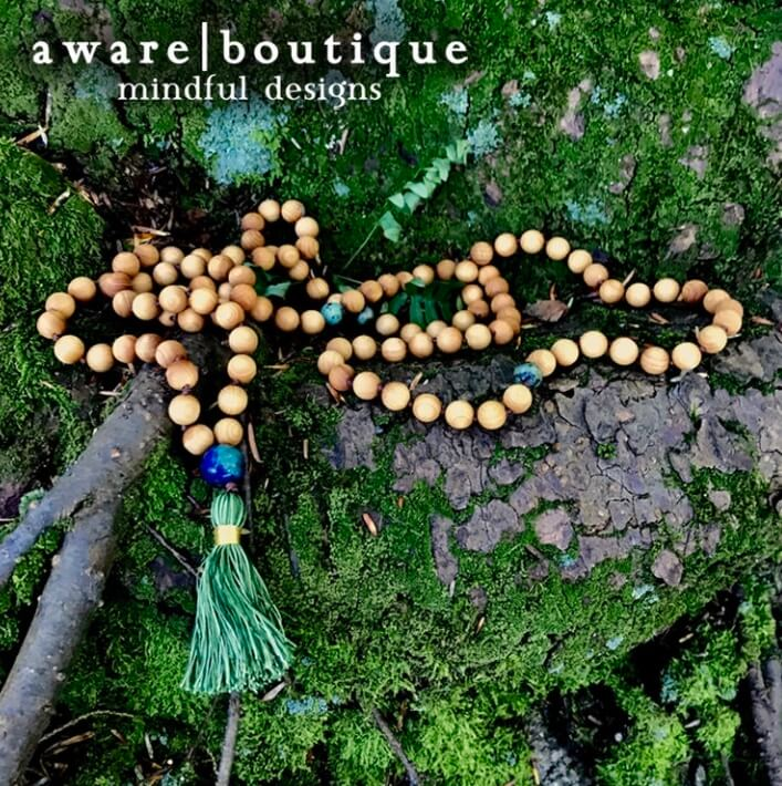 Aware Boutique by Ania Parks: Aranyani Mala