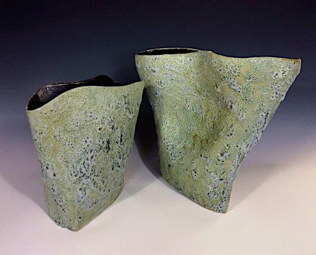 Millennium Clay Works by Bob Bachler, handmade ceramics, hand thrown ceramics, handmade pottery, potter wheel