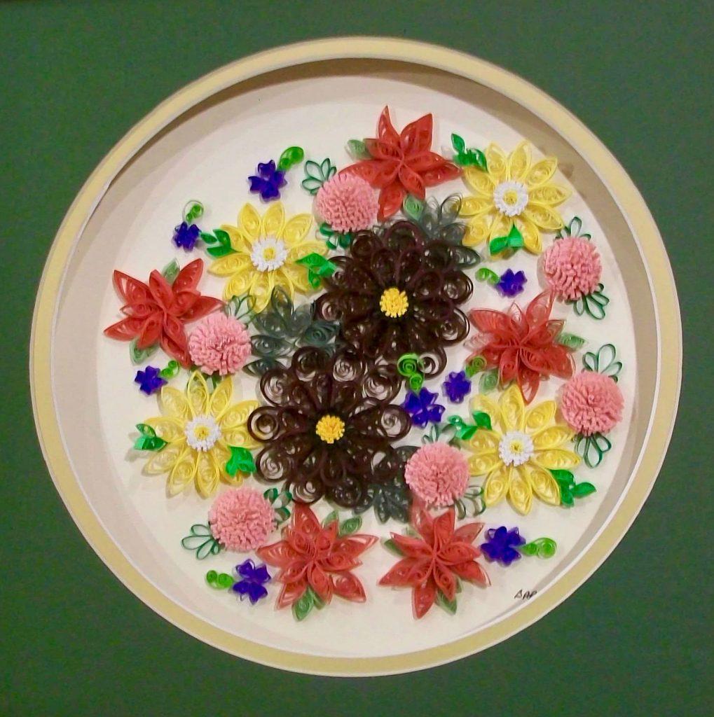 Beth Ann Rheem, Beth's Quilling & Crafts