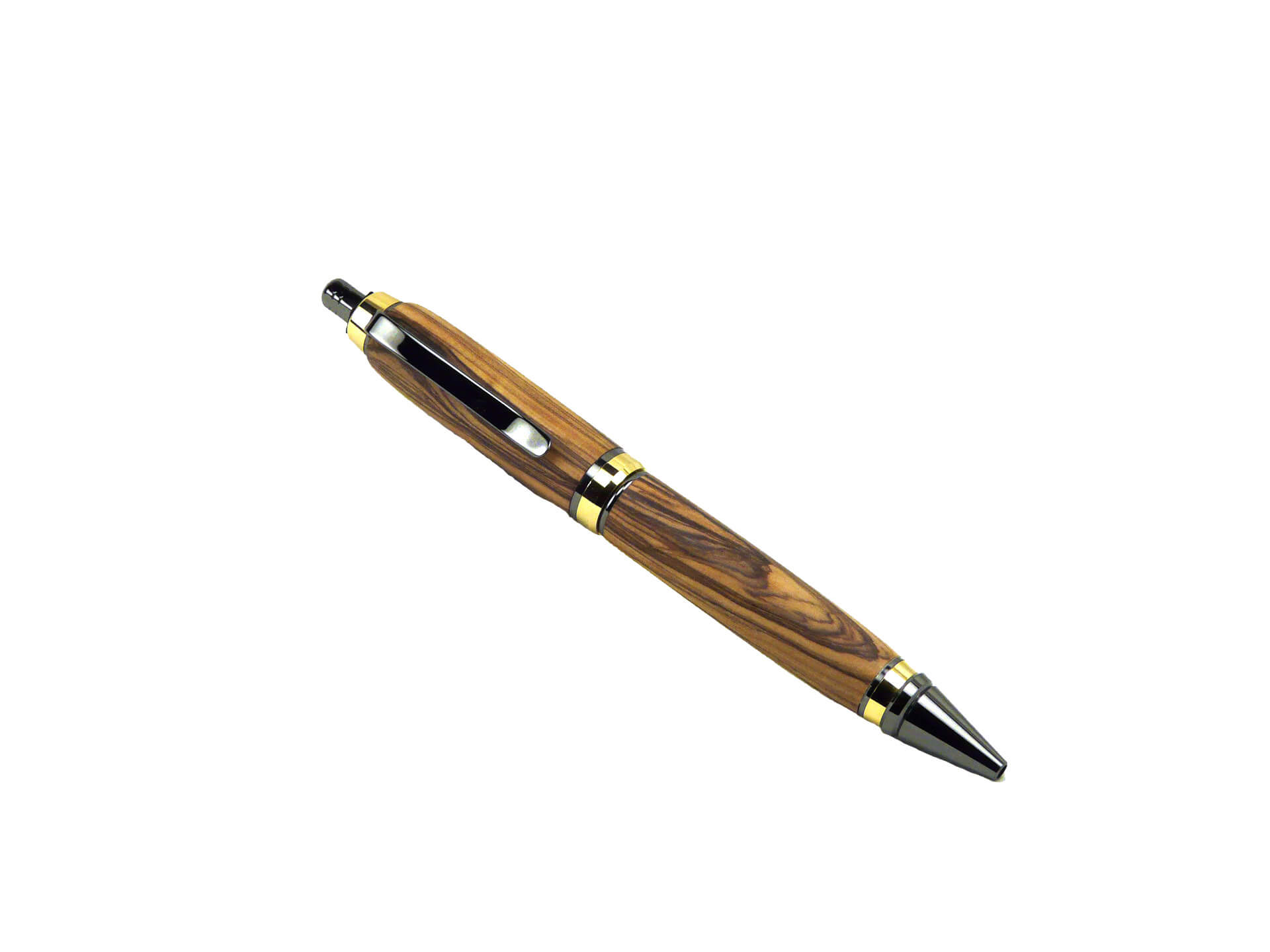 Hart Woodcrafts by Don Hart: Sierra Stylus Made From Fall Leaves, Acrylic, handmade pens, wooden pens custom, cigar click pen, Bethlehem olivewood