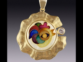 Mary's Designs by Jon Lee (Cloisonné), handcrafted jewelry, museum quality jewelry, cloisonné