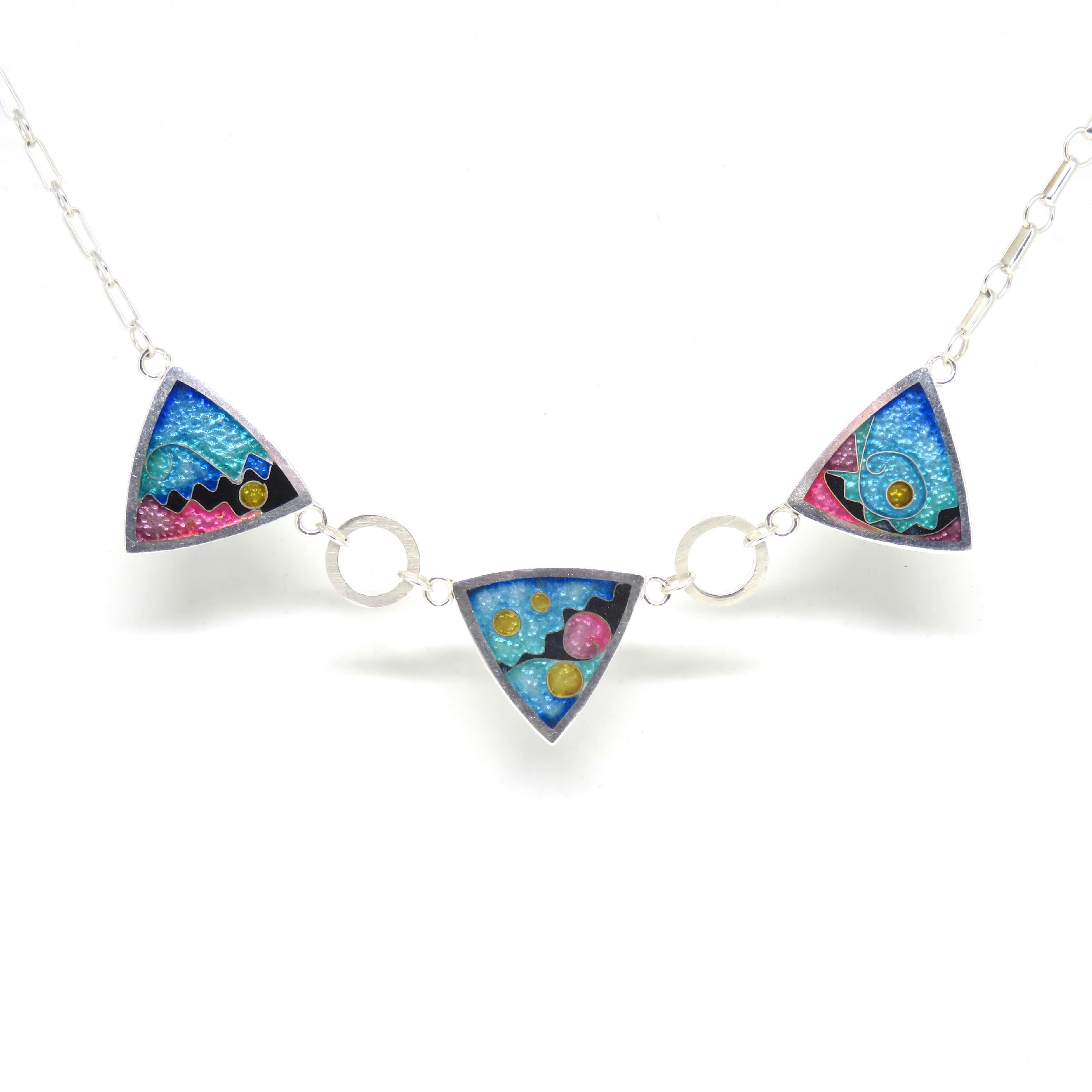 Jewelry by Lanni: Lani Sidoti, cloisonné, handcrafted cloisonné jewelry