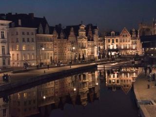 Mark Miller: Mark Miller Photography, fine art photography, Venice at night, European landscape photography, city lights photography, Europe