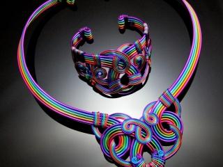 Funky Jewelry by Melissa Woods (Handmade Aluminum Jewelry)