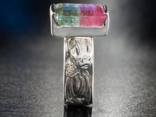 Endless Rainbow Gems by Regina Eldridge, handcrafted jewelry, metalsmith, gemstones, semiprecious