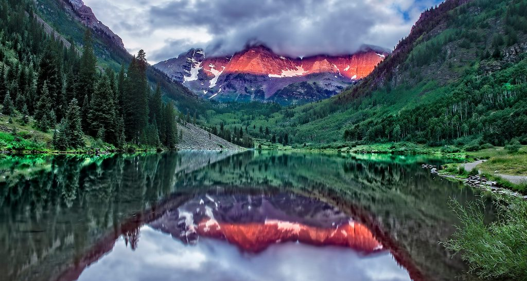Zsuzsanna Luciano, Luciano Photography LLC: Maroon Bells, photography, nature photography, surrealist photography, preservation, nature's art