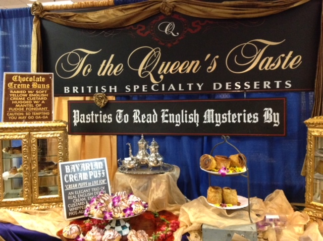 To the Queen's Taste by Dena Baker: British Specialty Desserts