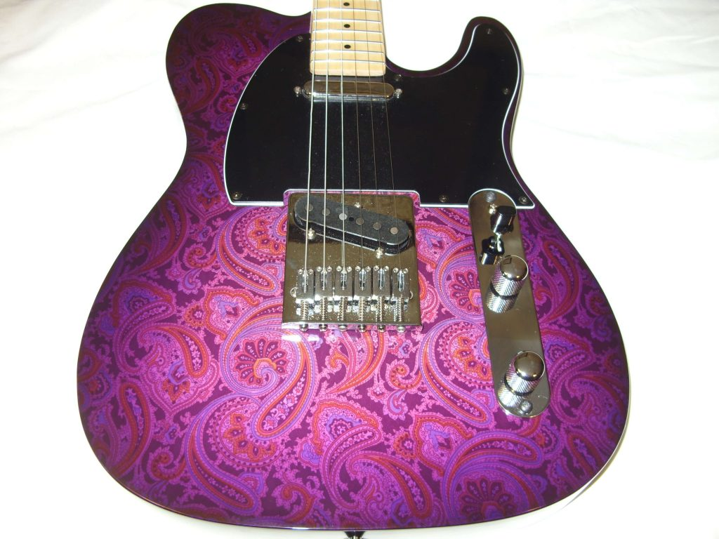 Barrett Guitars by Jim Barrett, handmade guitars