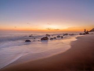 Scott Snyder Photography: Lucys Sky, long exposure, landscape photography, beach photography, black and white