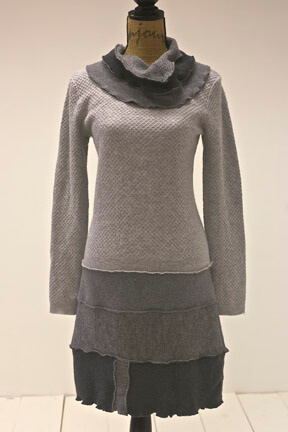 BH Upcycled Designs by MaryLynne Boisvert: Wool Dress