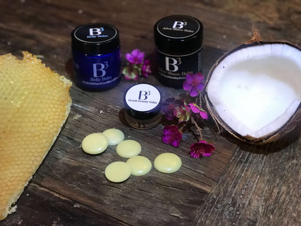 Brush Beauty: All-Natural Skin Care by Julia Dalton-Brush, handmade skincare, handmade lotion, anti-aging