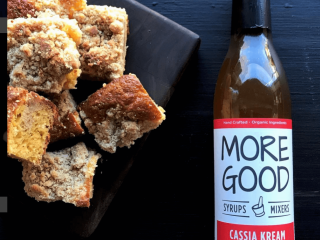 More Good: Cassia Kream, Drink More Good, Beacon NY