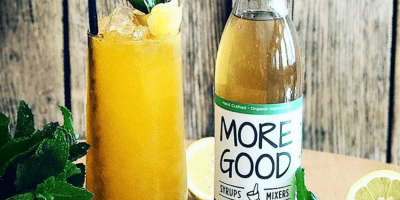 More Good: Ginger Ale, Drink More Good, Beacon NY
