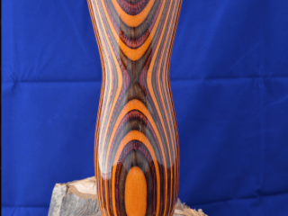 Knots In Your Head Woodworking by Doug Scharf, handmade Peppermill, wooden Peppermill, vegan woodwork, woodworker, wooden bowl, handmade wooden bowl, Hudson valley