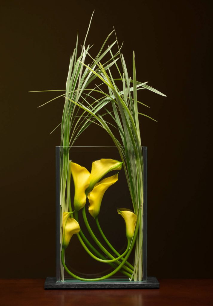 Stems Vases by Stephen White