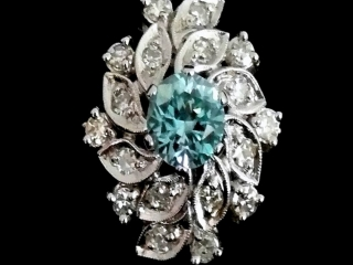 Bello Tesoro, LLC by Debra Bet, high-end handmade jewelry, yellow and white gold with gemstones and diamonds