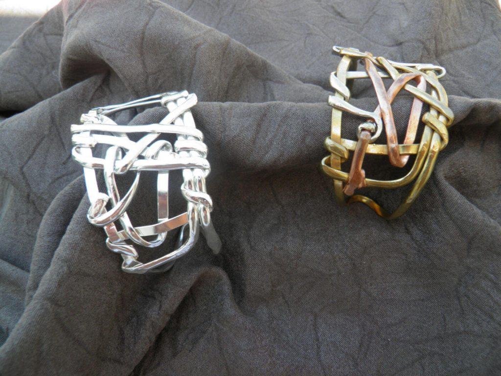 Freestyle Bracelets: Cecil Kisiel: Get Personal Designer Jewelry, handmade statement jewelry, designer jewelry